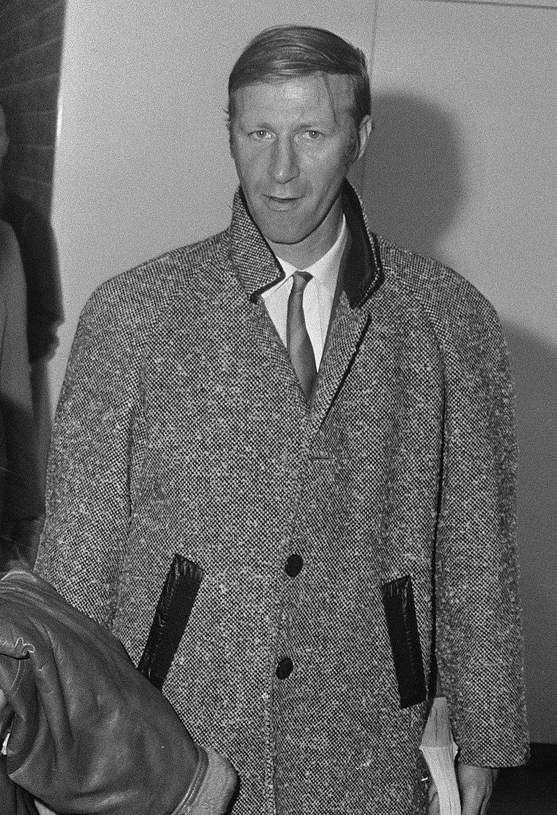 Jack Charlton, all'anagrafe John Charlton